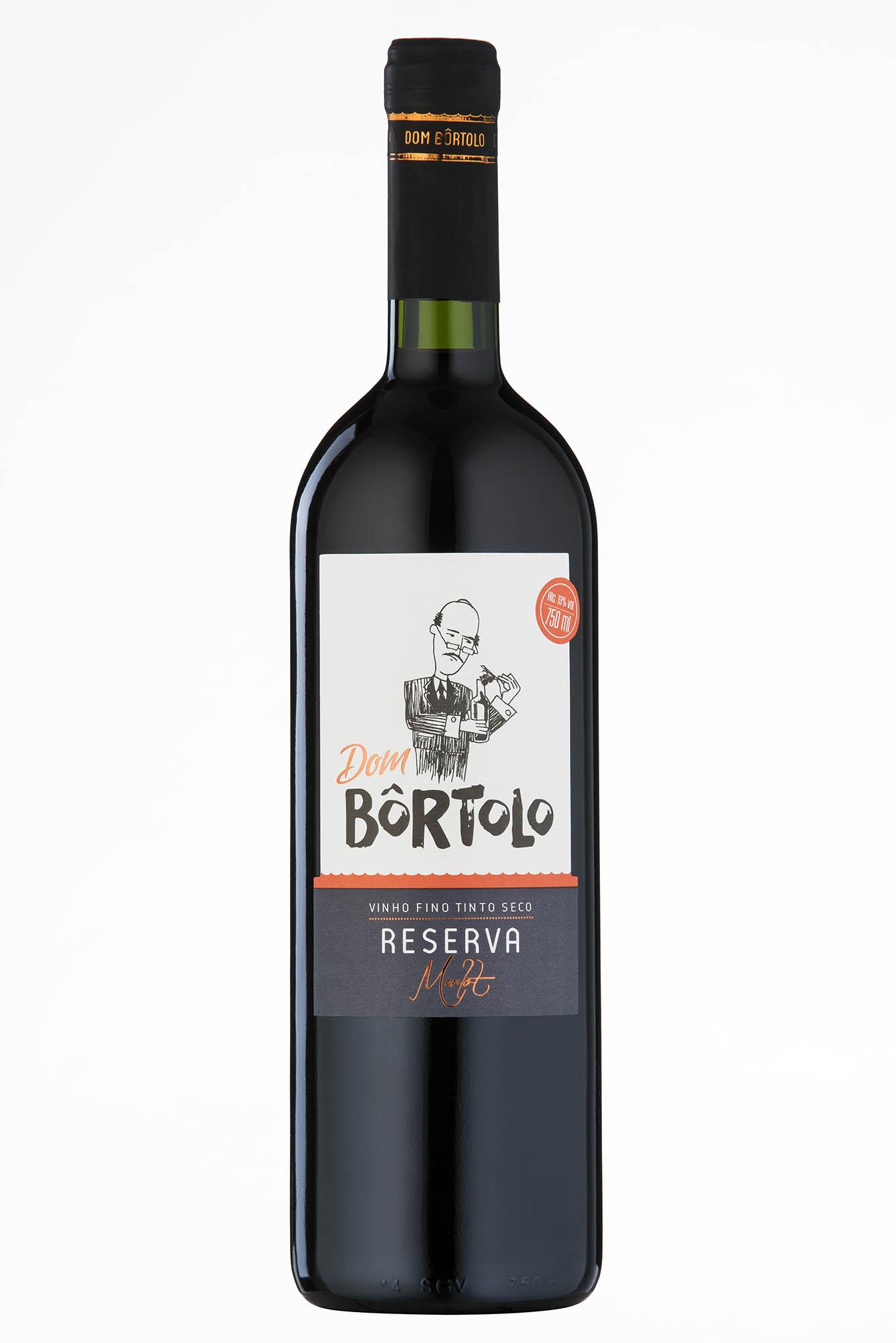 Vinho Tinto Fino Seco Reserva Merlot