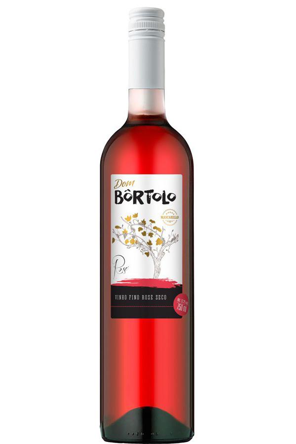 Vinho Rosé Fino Seco