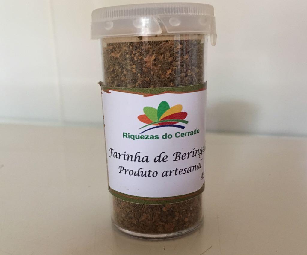 Farinha de Berinjela