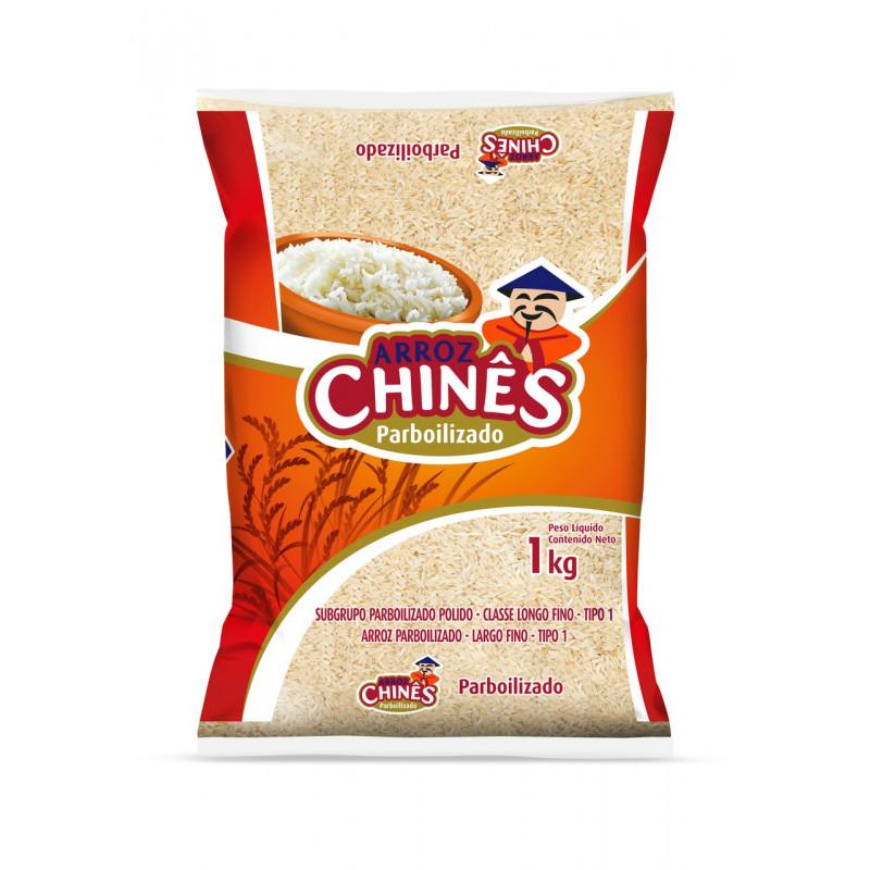 Arroz Parbolizado - Chinês