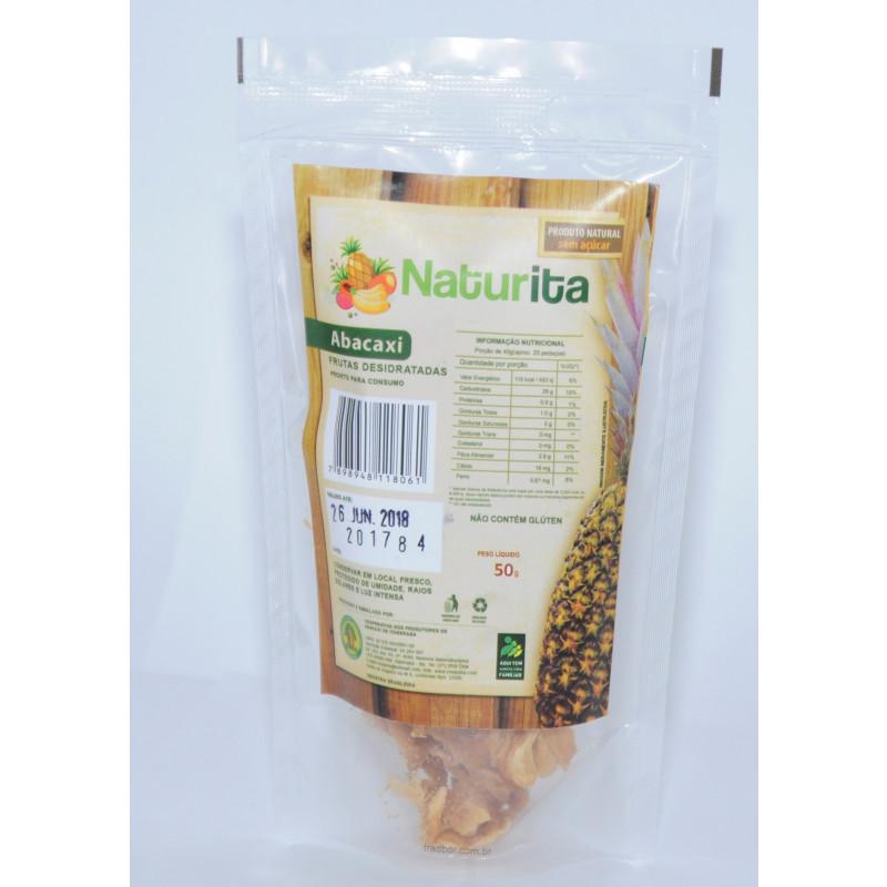 Abacaxi Desidratado sashe 50g