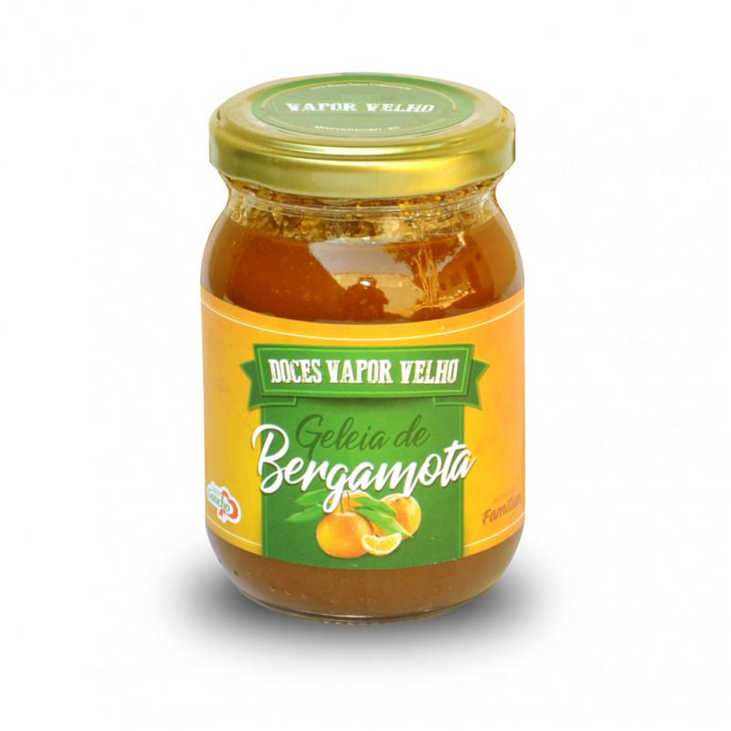 Geleia de bergamota