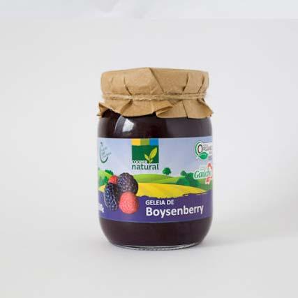 Geleia de Boysenberry Orgânica