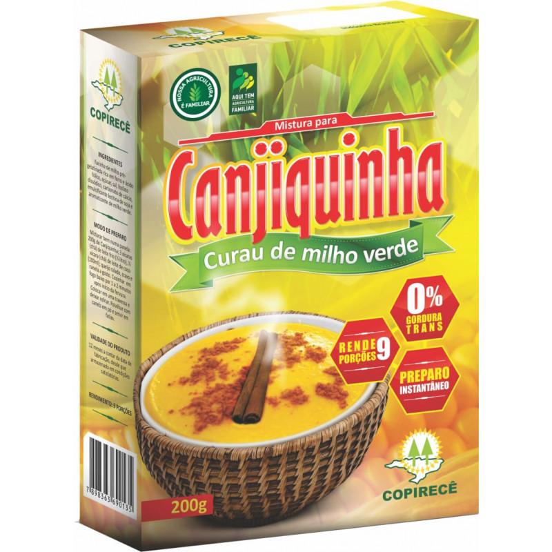 Canjiquinha Curau de Milho Verde