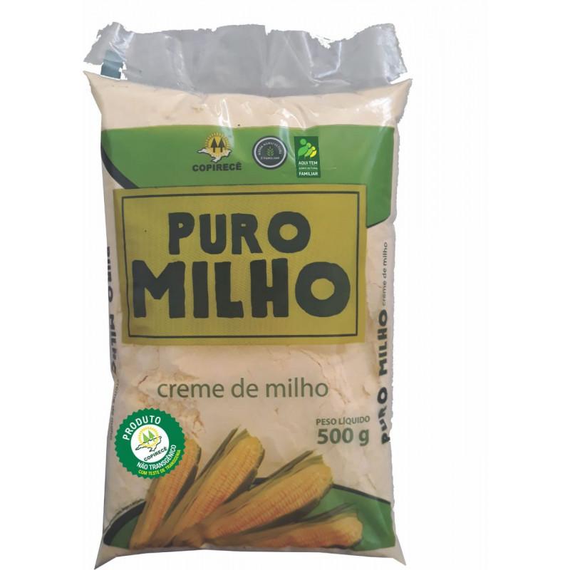 Creme de Milho Puro Milho
