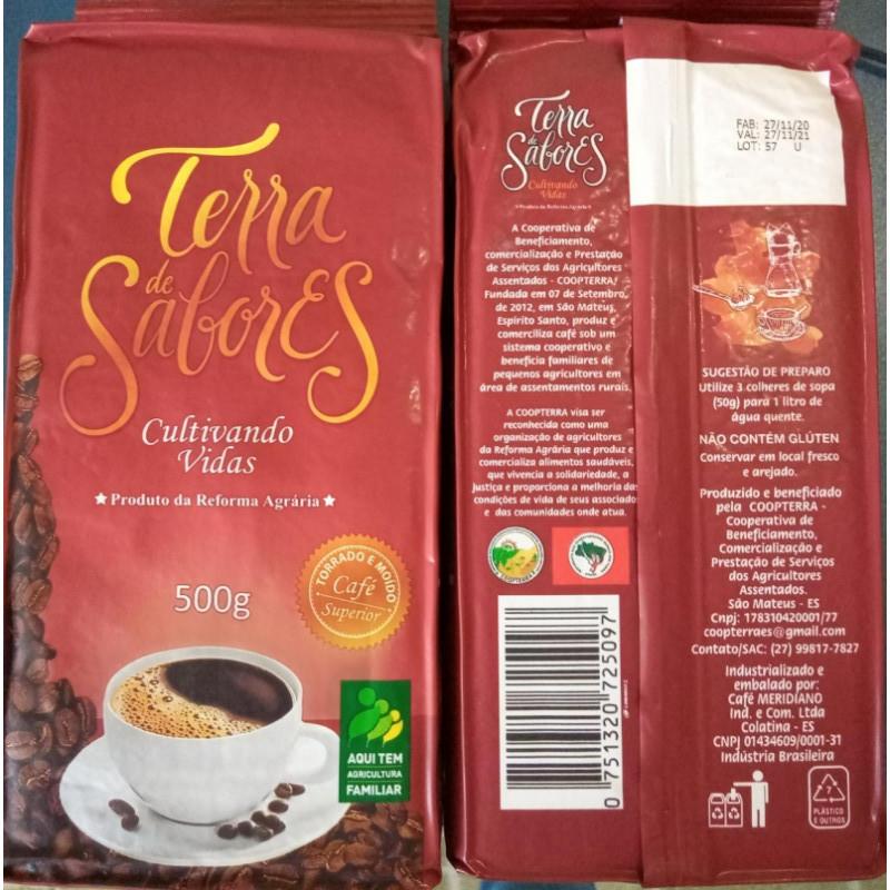 Café Superior Terra de Sabores