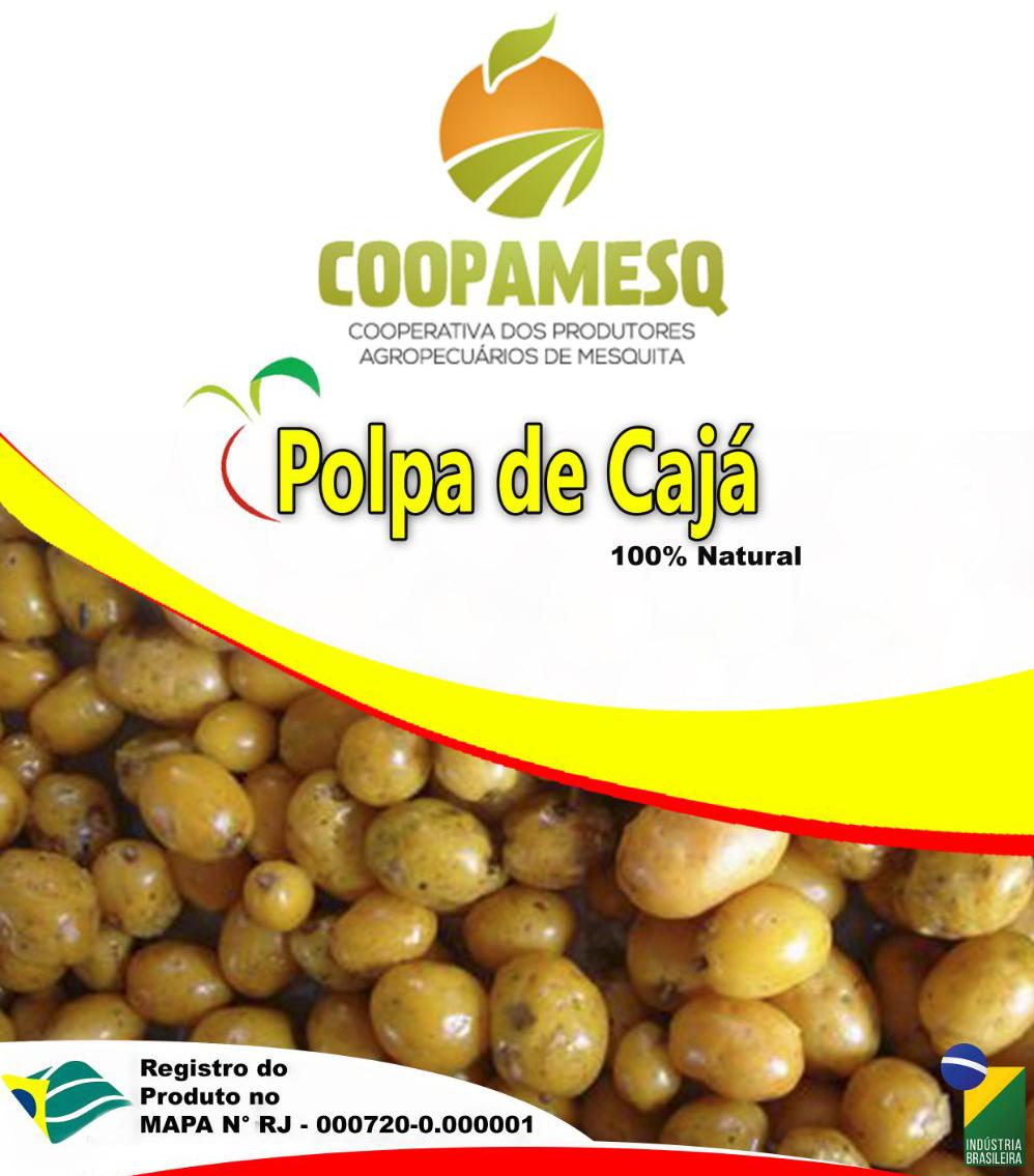 Polpa de Cajá