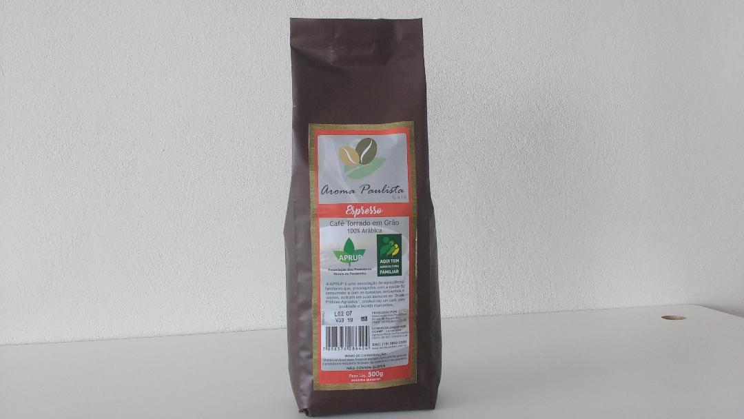 Café torrado em grão - Espresso