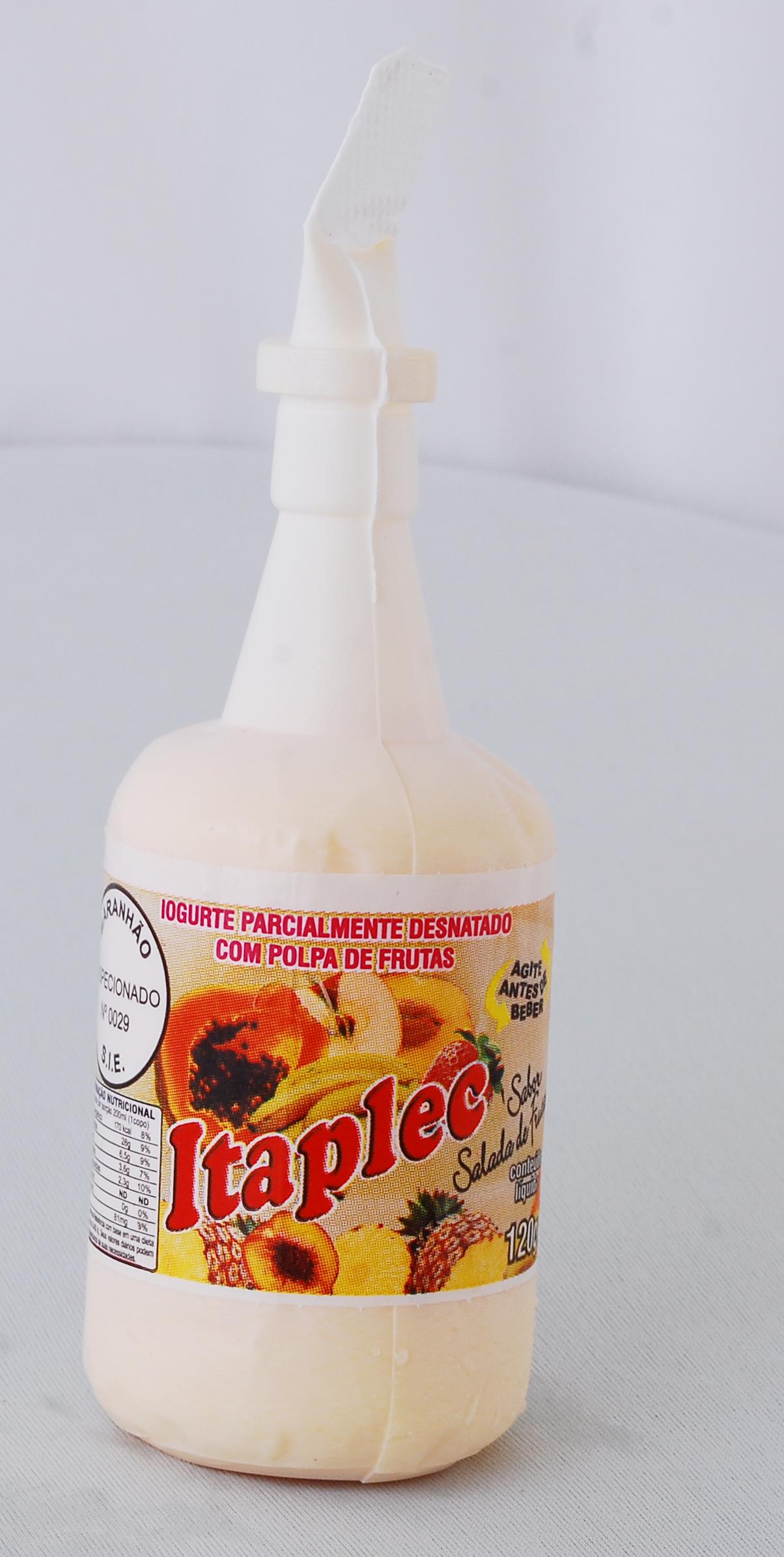 Iogurte Semi-desnatado Sabor Salada de fruta