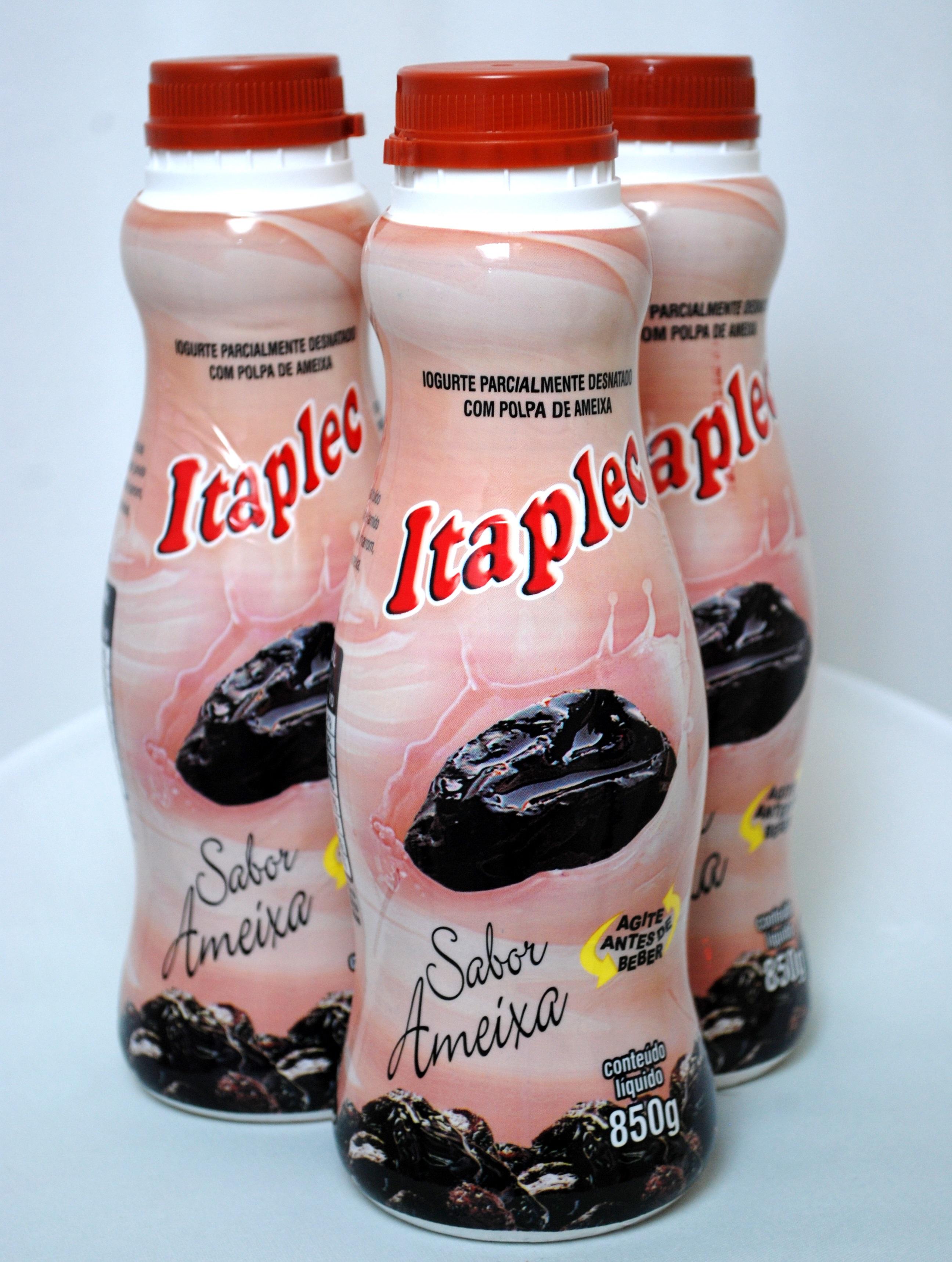 Iogurte Semi-desnatado Sabor Ameixa