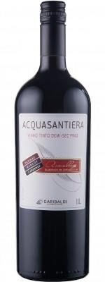 Vinho Tinto Demi-Sec Fino