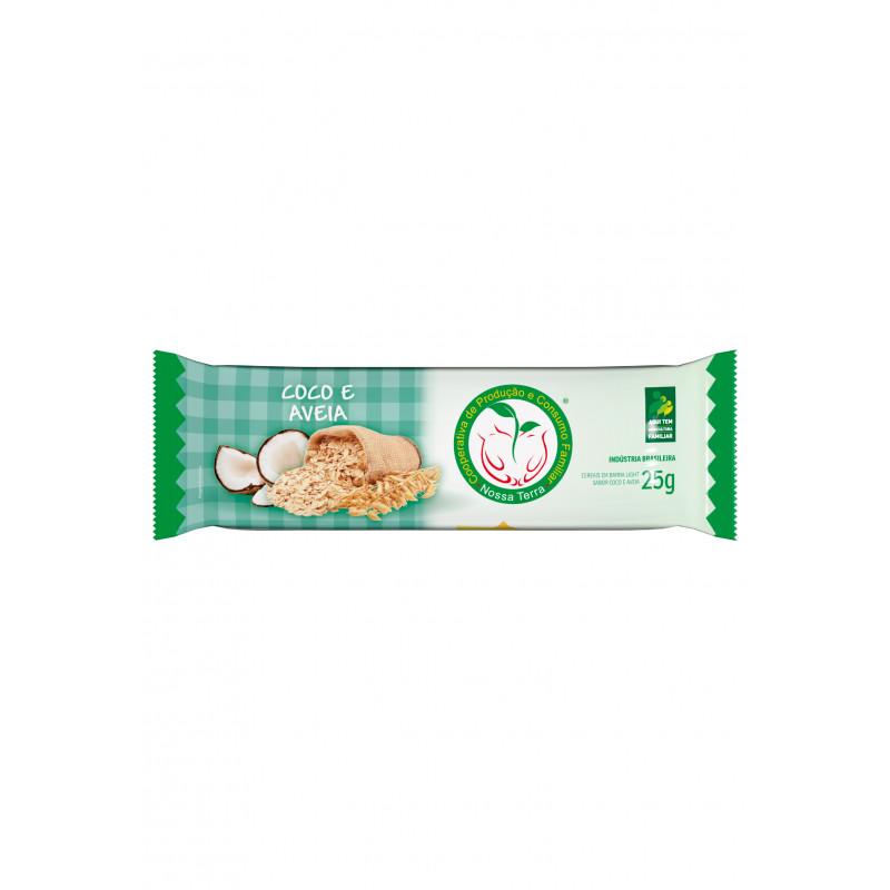 Barra Cereal Coco 25g