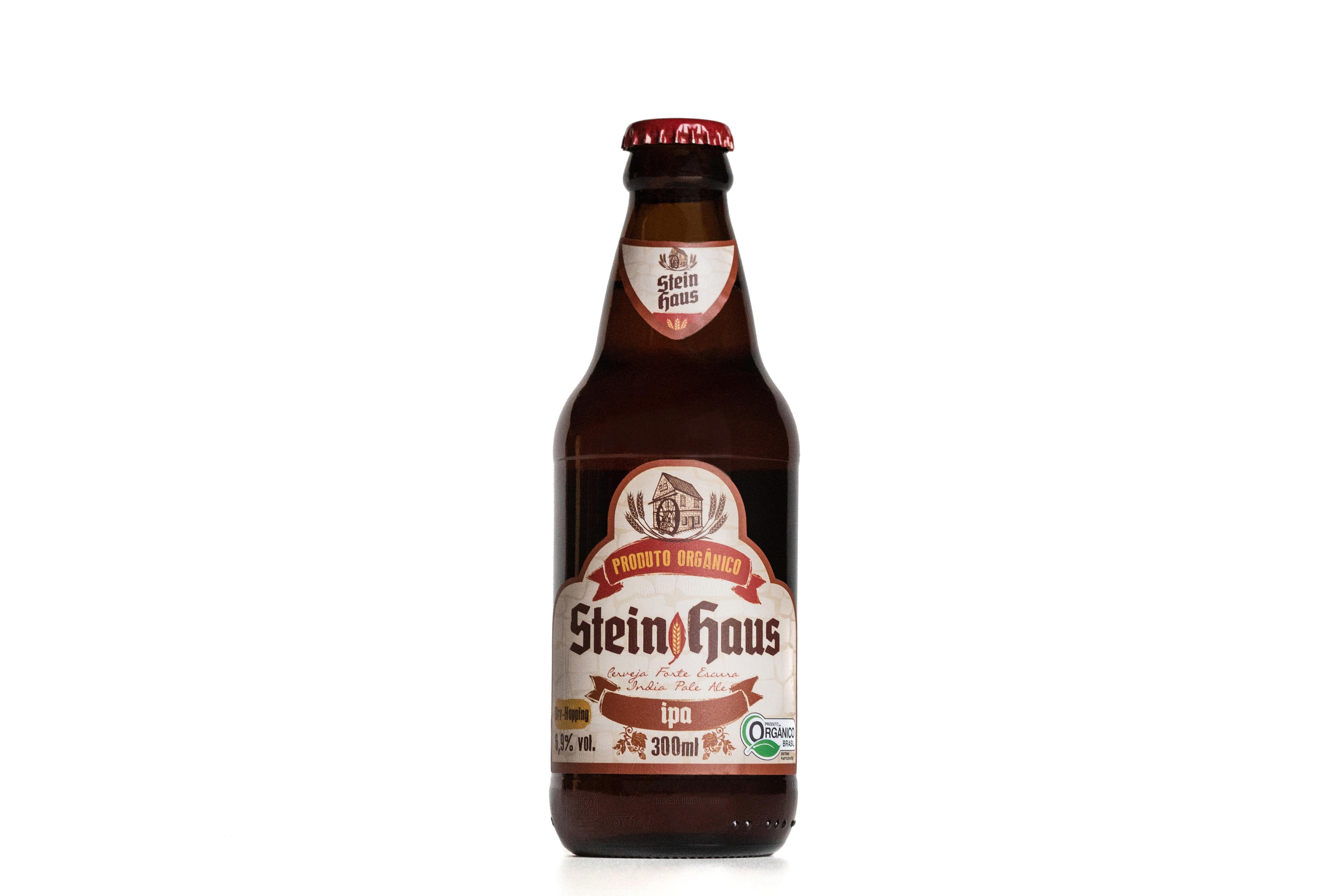 Cerveja Organica SteinHaus Ipa