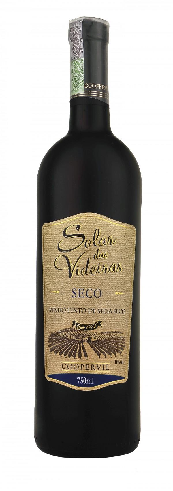 Vinho Tinto de Mesa Seco