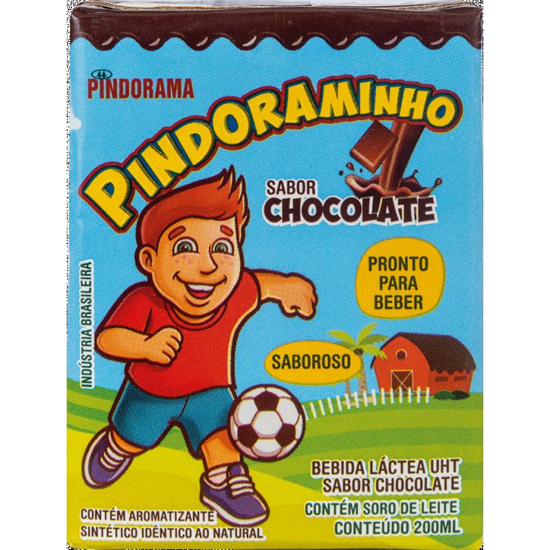 Achocolatado Pindoraminho