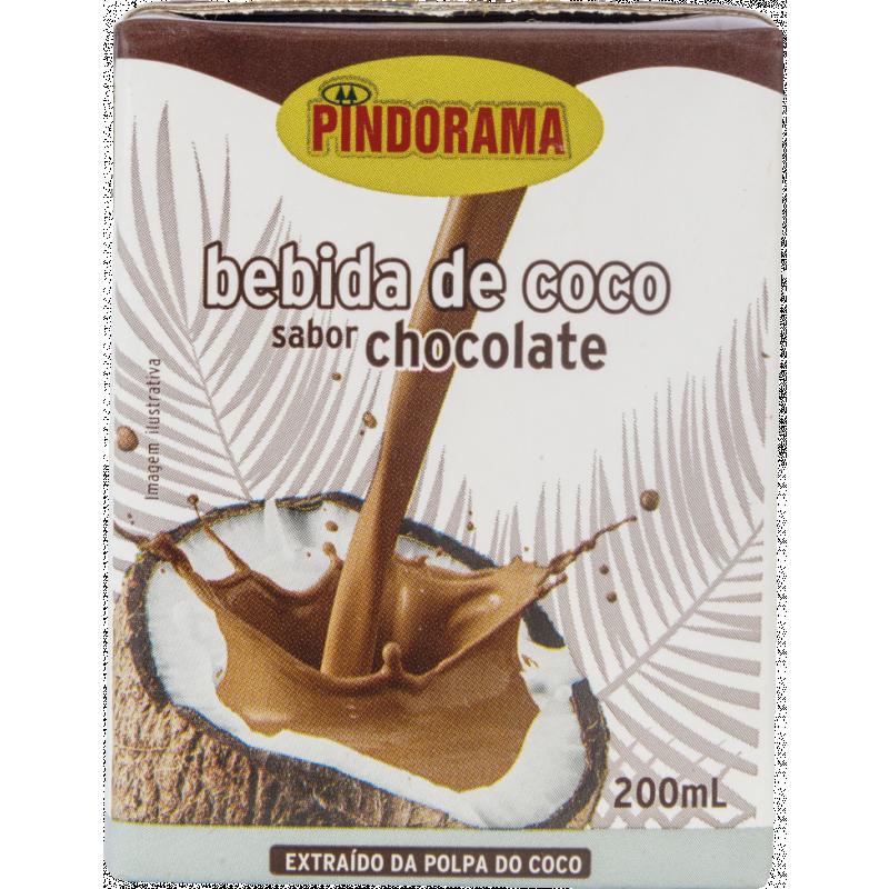 Bebida de Coco sabor Chocolate