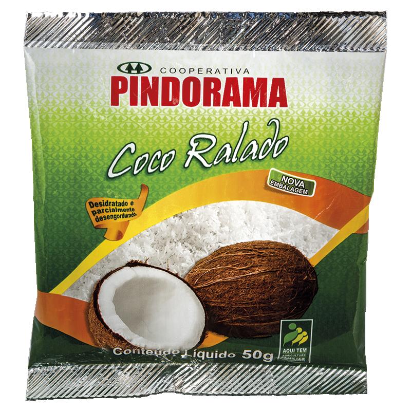 Coco Ralado Pindorama