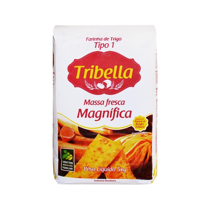 Farinha de Trigo Tribella - Massa Fresca