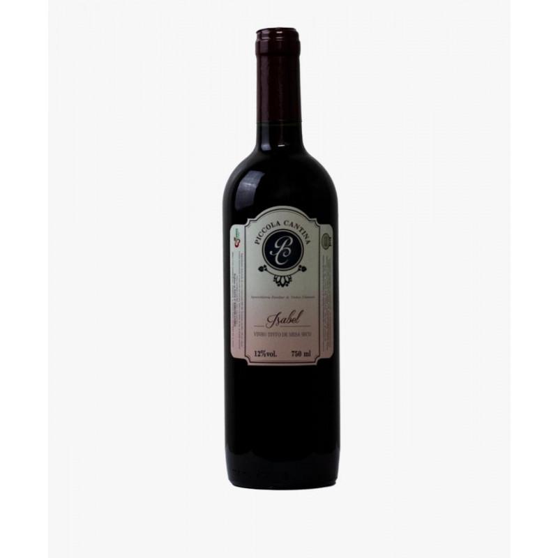 Vinho tinto de mesa Seco - Isabel