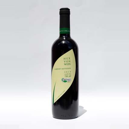 Vinho fino tinto cabernet sauvignon