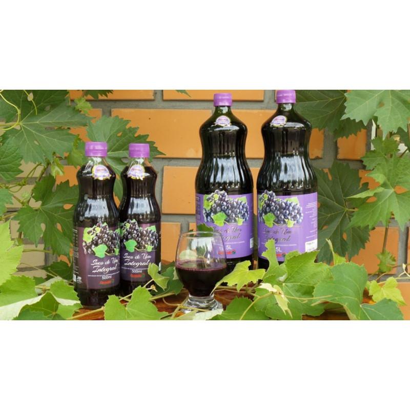 Suco de uva Integral
