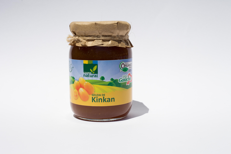 Geleia de Kinkan Orgânica