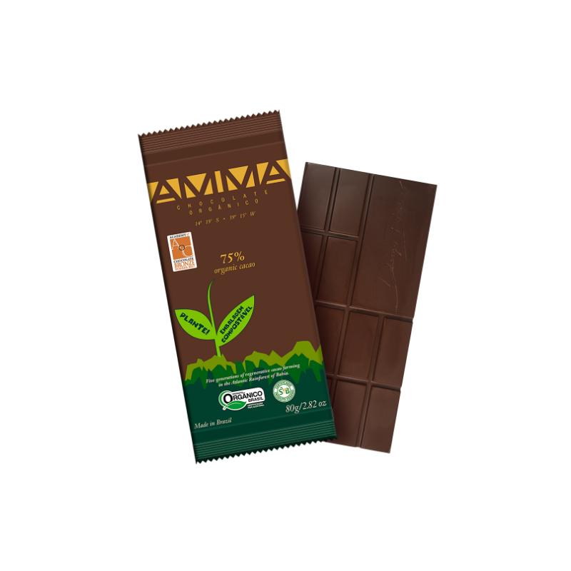 Chocolate 75%