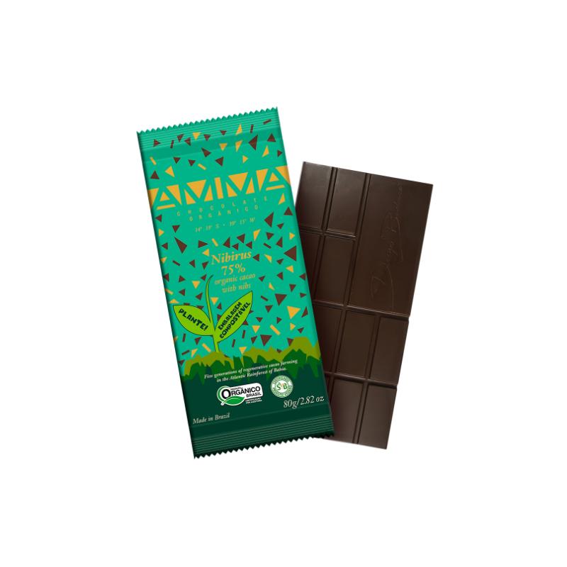 Chocolate Nibirus 75%