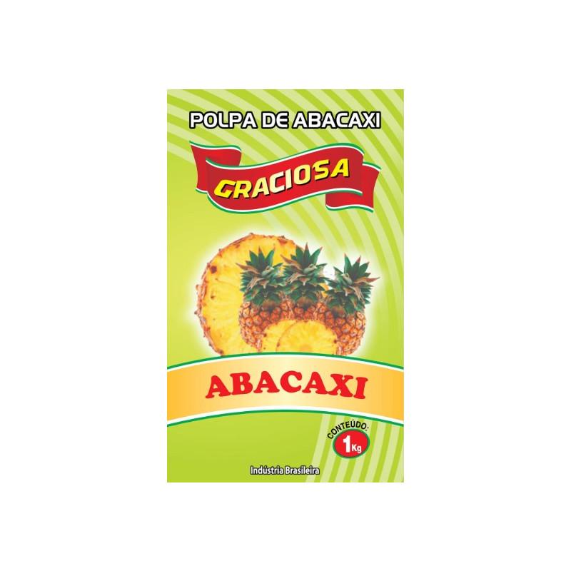Polpa de abacaxi